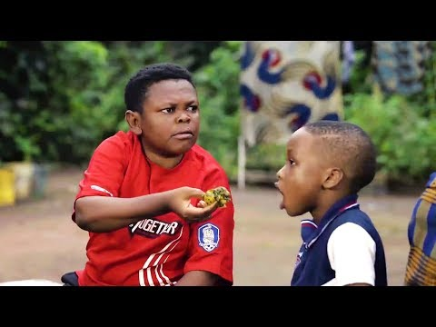 """Pawpaw And Son In """"THE BABY SITTER"""" NEW MOVIE - 2019 Latest NIGERIAN COMEDY Movies