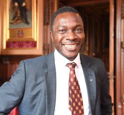 Queen Elizabeth appoints Nigerian-born Ugbana Oyet as Sergeant at Arms in the House of Commons