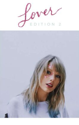 Taylor Swift – Lover Deluxe Album Journals 2019