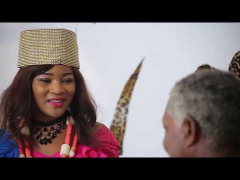 THE LITTLE GIRL THAT WAS CHOSEN BY THE GODS TO BE THE NEXT KING - 2019 Latest Nigerian Movies