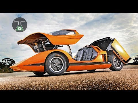 Video: 10 INGENIOUS Car Doors You Must See