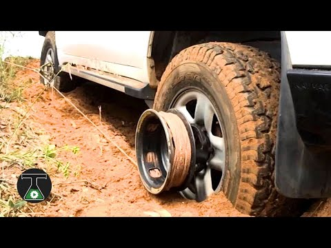 Video: 10 Ways to Never Let Your Vehicle Stuck Again.......