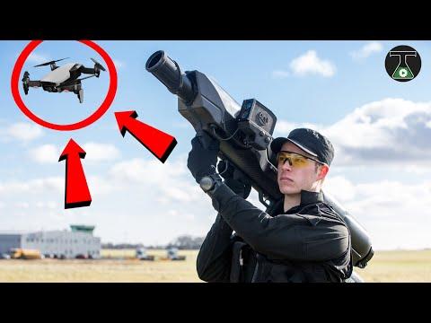 Video: 6 Ways To STOP DRONES!