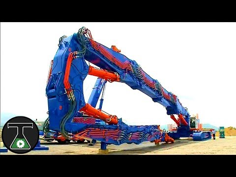 Video: 8 INSANE JAPANESE Machines & Inventions | ???⚙️?