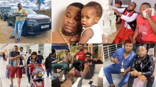All You Need To Know About Cubana Chief Priest – Real Name, Friendship With Davido, Net Worth & More (Photos)