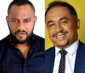 Are You Sure Your Pastoral Calling Is Not From Satan? – Daddy Freeze Asks Actor Yul Edochie