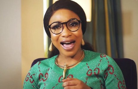 Breaking: Actress Tonto Dikeh Involved In A Fight In Dubai And Might Be Deported