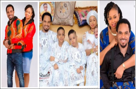 Controversial Prophet, Chukuwemeka 'Odumeje' Shares Lovely Family Photos