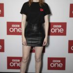 Eleanor Tomlinson – 'War Of The Worlds' BBC Preview in London