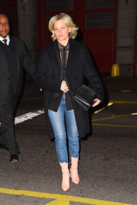 Elizabeth Banks, Naomi Scott and Ella Balinska – 'Charlie's Angels' VIP Screening in NYC