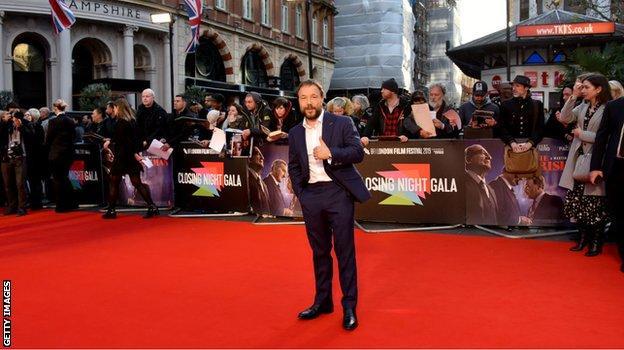 'The Irishman' actor Stephen Graham