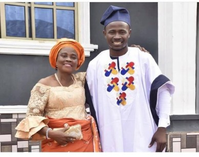 From Grass To Grace: Comedian, MC Gbovo Builds A Multi-million Naira House For His Mother (Photos)