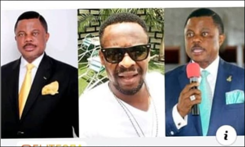 Governor Obiano Gives Popular Nollywood Actor, Zubby Micheal Fresh Appointment