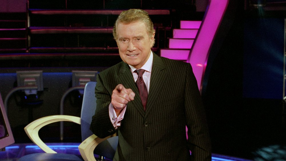 How much Regis Philbin was paid to host Who Wants to be a Millionaire