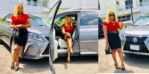 """I Pray To God To Give Me A Hard Working Man That Would Invest In Me"" – Actress, Christabel Egbenya"