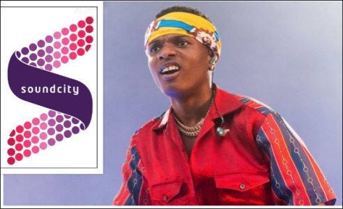 """""""Is Like God Want To Punish Una Mama"""" – Wizkid Blasts Popular Music Station, Soundcity And They Responded In Utter Confusion (Screenshot)"""