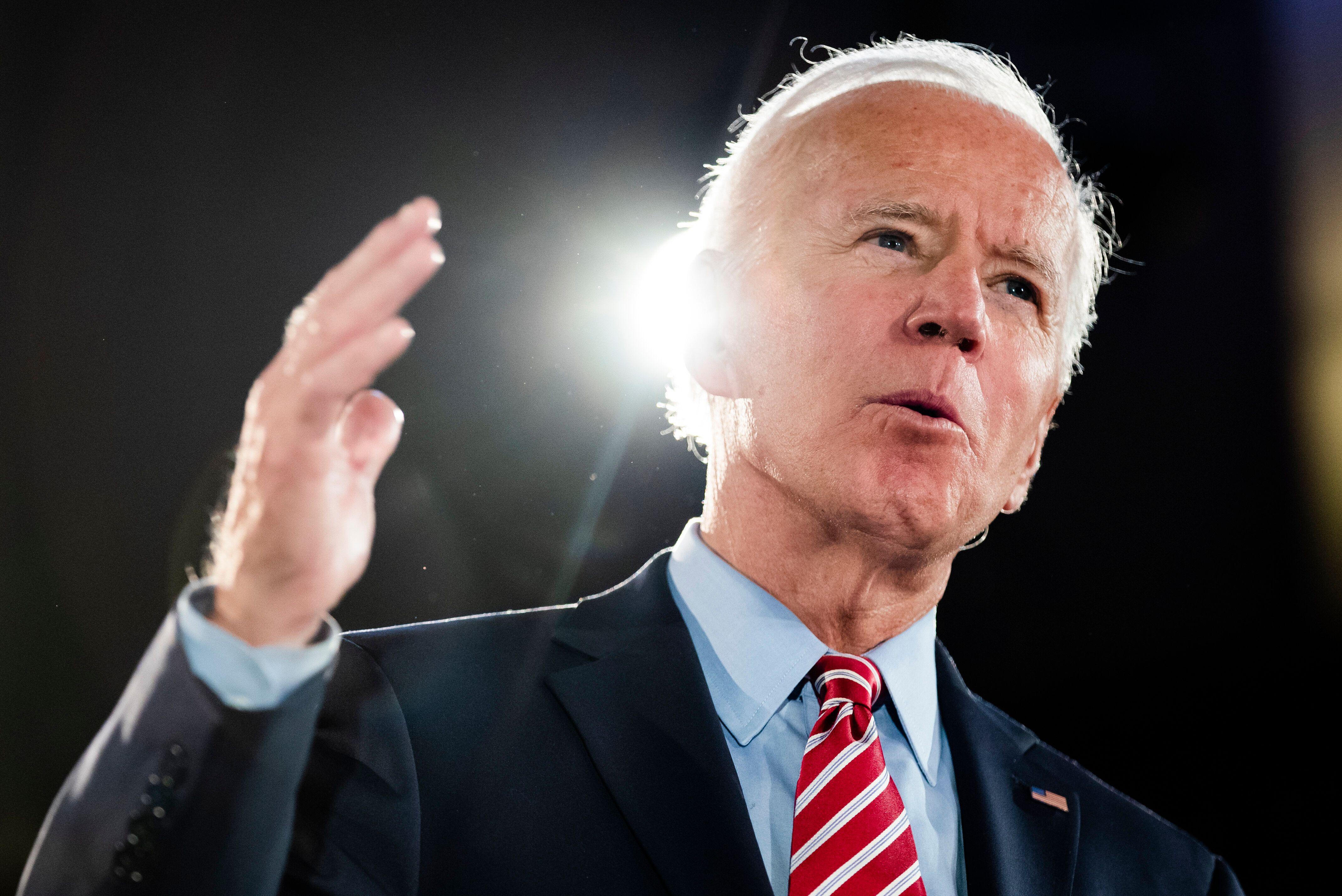 Joe Biden Tells K Street Fundraiser: GOP Will Have 'Epiphany' After Trump