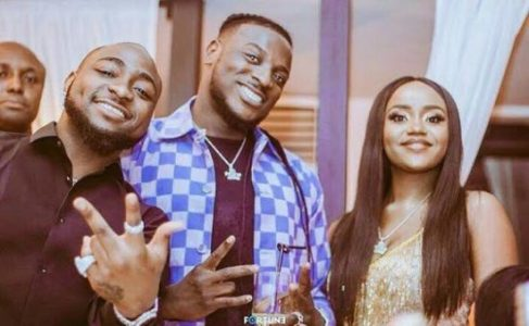 """""""Na Only God Know Your Real Age"""" – Peruzzi And Chioma Accuse Davido Of Lying About His Age"""