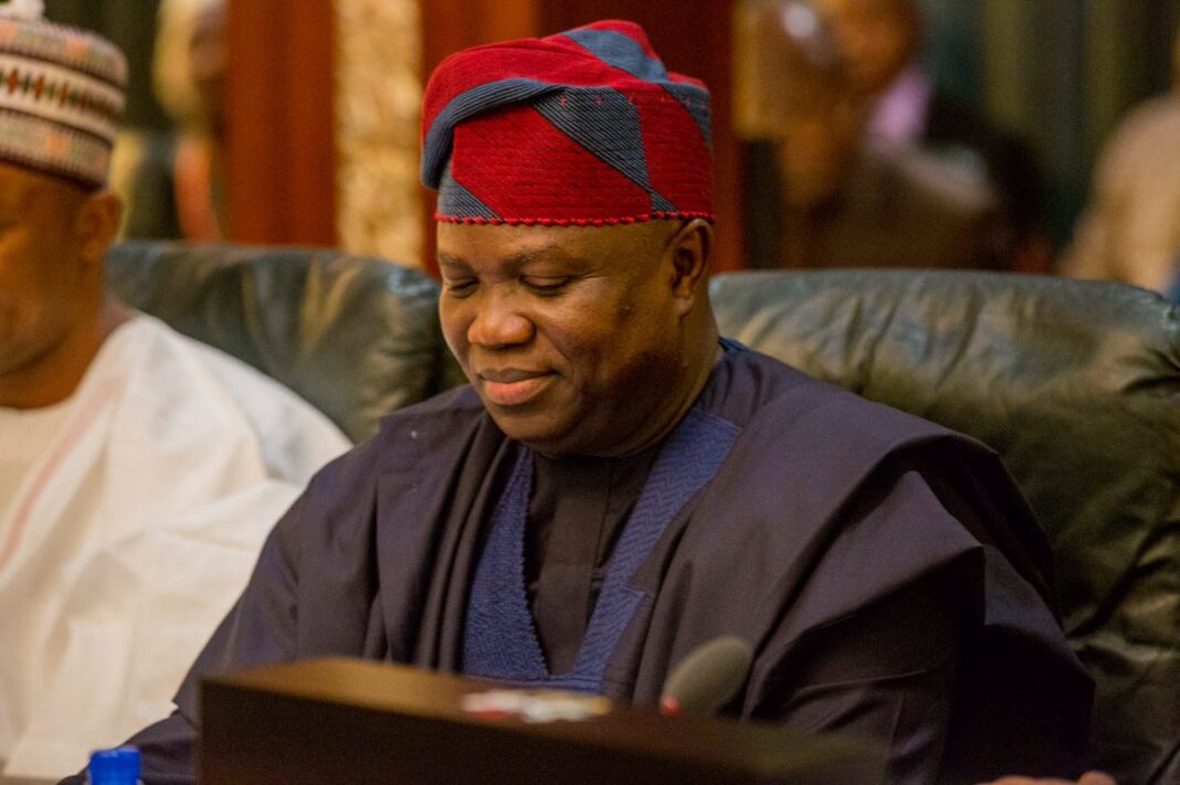 Nigeria news : Ambode vs Lagos Assembly Court adjourns case till January 2020