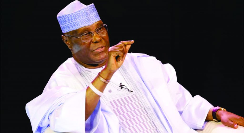 Nigeria news : Atiku blows hot as Senate introduces hate speech bill