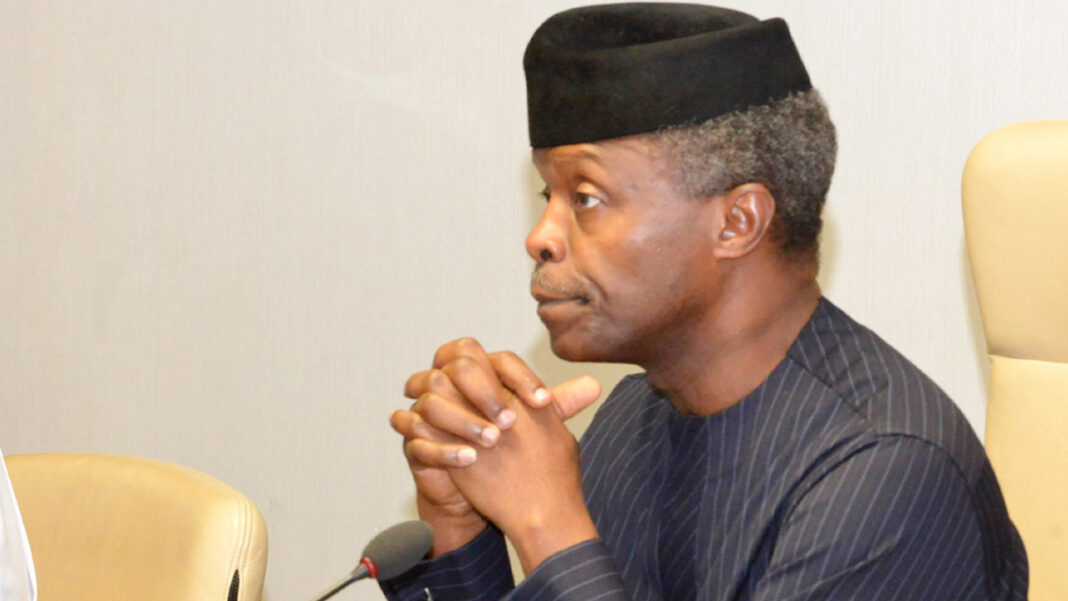 Nigeria news : Why Osinbajo should fight back or resign – Arewa youths