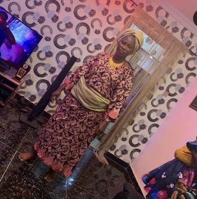 Nigerian Singer, Qdot Alagbe gave His Mom A House On Her Birthday (See Photos)