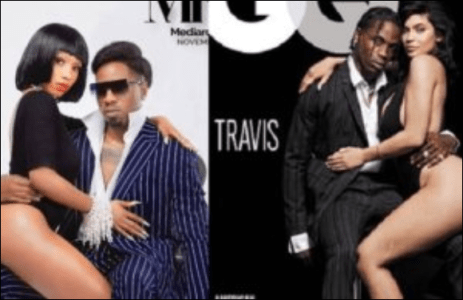 Nigerians Slam Mercy As Well As Ike For Duplicating' Kylie Jenner As Well As Travis Scott Posture