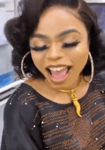 Nigeria's Bobrisky Spends N6 Million In Dubai, Gets Special Recognition For Being A First Class Customer A Jewelry Store
