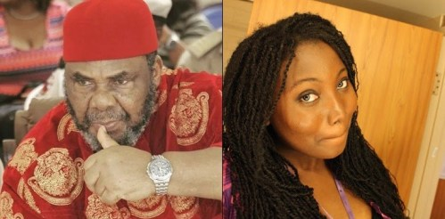 Pete Edochie Is A Very Bad Actor, He Plays The Same Role All His Life – Nigeria woman