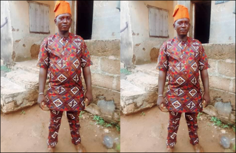 Photo Of Man Allegedly killed By Vigilante Member For Having Illicit Affair With His Wife In Osun State