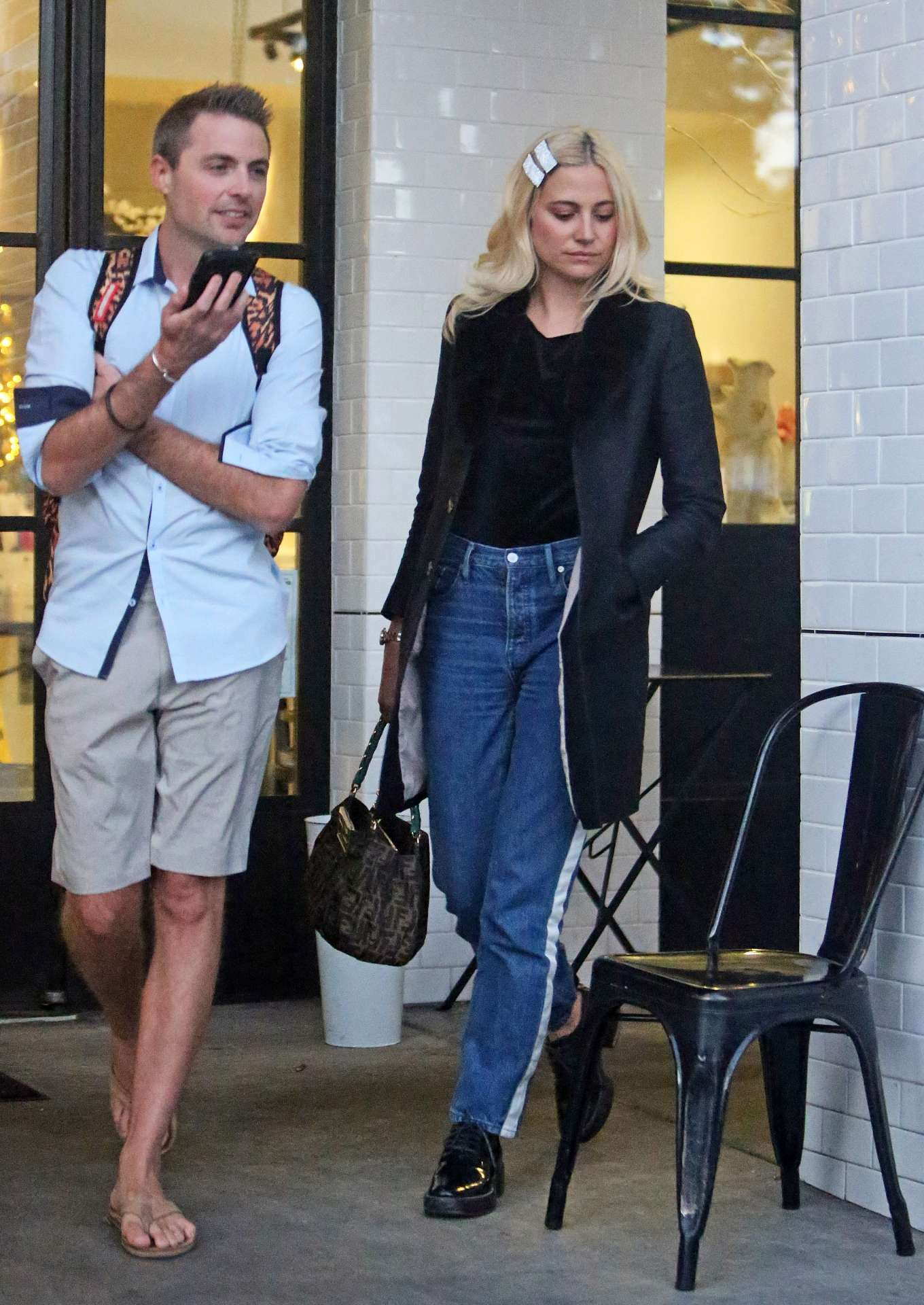 Pixie Lott – Out in Los Angeles