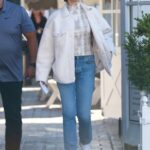 Selena Gomez at the Brentwood Country Mart