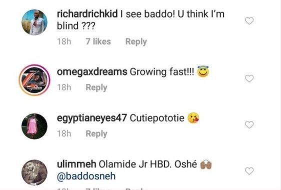 """She Looks Like Baddo"" – Fans Tells Olamide Rumored Babymama, Maria Okan As She Shares Photos Of Her Baby"