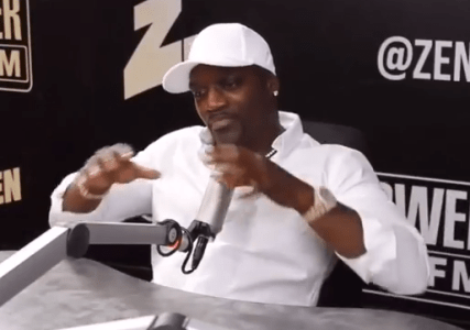 Singer, Akon Reveals He's Plans To Build His Own City In Senegal (Watch Video)