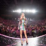 Taylor Swift – Performs at Lover M&G in Guangzhou