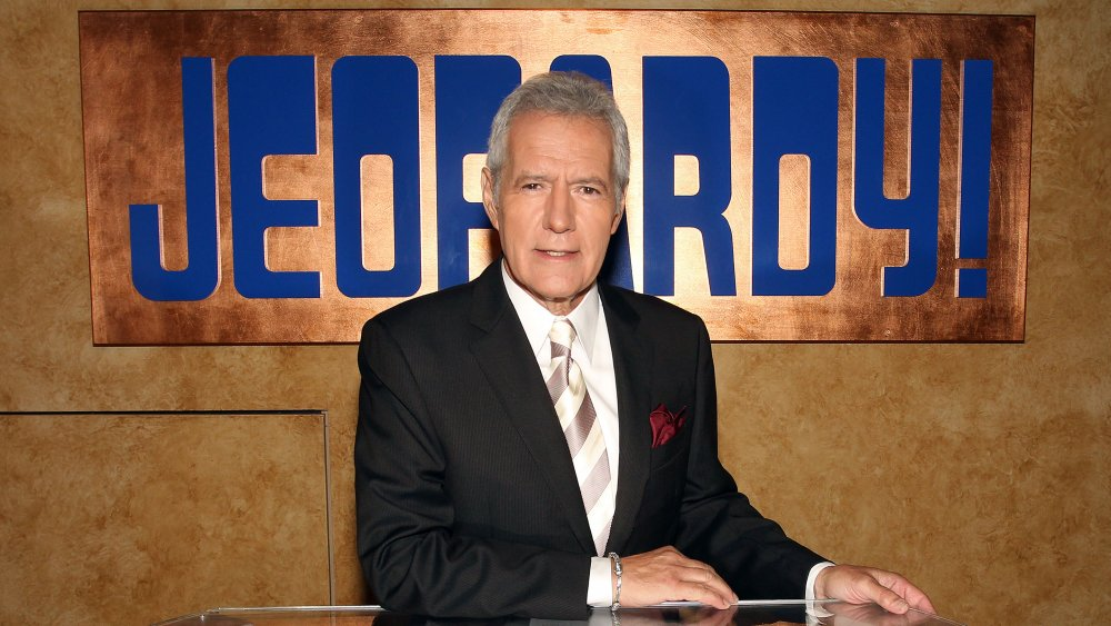 The surprising career Alex Trebek had before Jeopardy!
