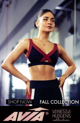 Vanessa Hudgens – Vanessa Hudgens Collection x Avia Fitness by Mike Rosenthal (November 2019)