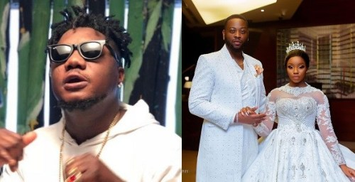 With All The Swag, I Thought You Would Marry From The Kardashian Family – Rapper CDQ Tells TeddyA