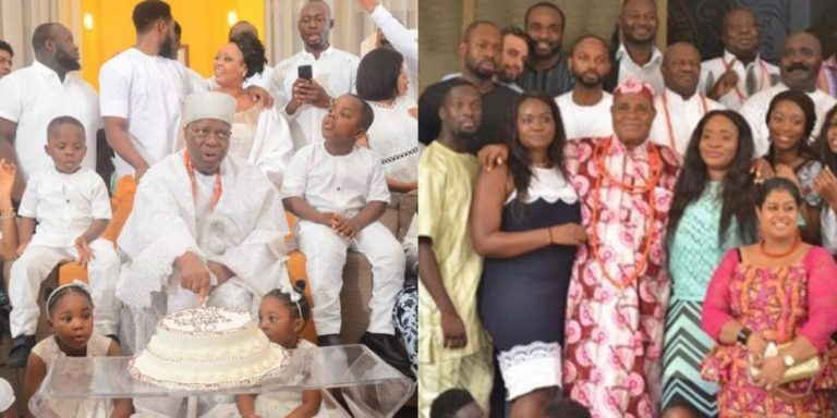 Top 10 Richest Families in Nigeria (With photos)