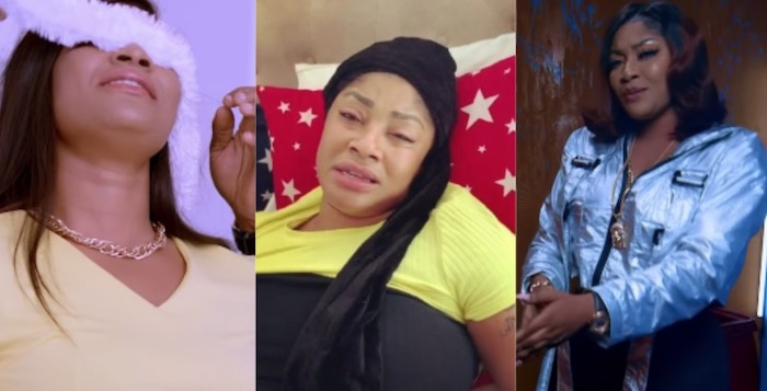 Few Days After Bullets Were Removed From Her Head, Actress Angela Okorie Releases New Music Video 'E Pain Dem'
