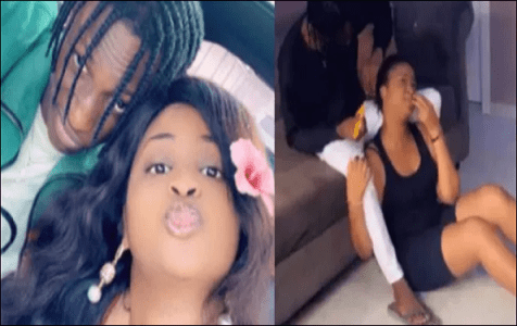 """""""Age Is Just A Number"""" – Actress Etinosa Says As She Introduces Her Boyfriend Who Is 10 Years Younger"""