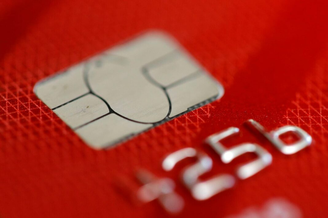 Americans' near-record levels of credit card debt bolstering banking industry