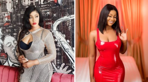 Angela Okorie Calls Out Tacha For Ignoring Her, Says She's An Ungrateful Personality