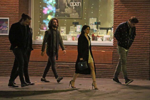 Ariel Winter – Night out in Studio City