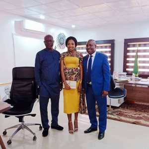 #BBNaija: Cindy Now Appointed As An Ambassador By Abia State Government (See Photos)
