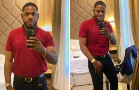 #BBNaija: Fans Mocks Frodd After He Shared A Photo Saying, 'We Make Drip Look Easy'