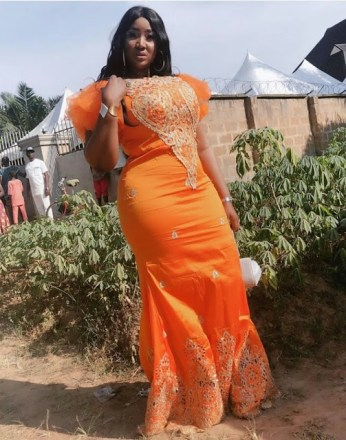 Beautiful Photos From Popular Nollywood Actress, Chizzy Alichi; Many Celebrities Attended