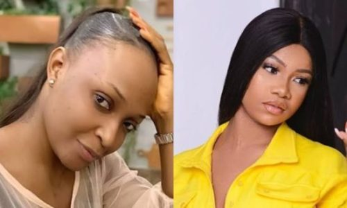 Blessing Okoro Reacts As Tacha Sues Her For Defamation Of Character, N20m As Compensation