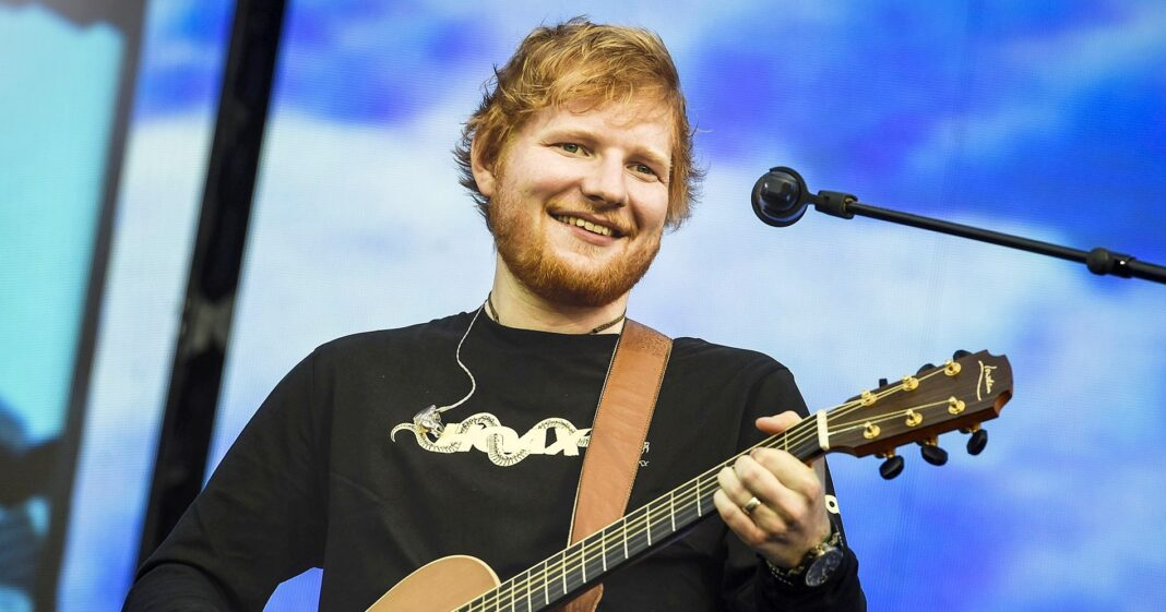 BRB: Ed Sheeran Is Taking Another Break From Social Media