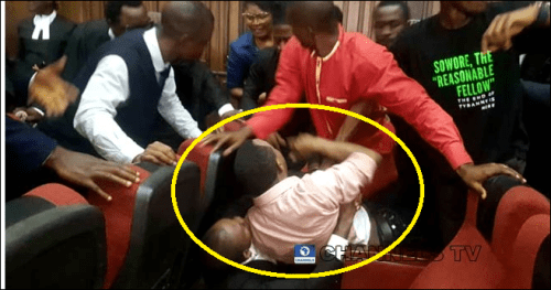 Breaking News: DSS Re-arrests Sowore In Court Less Than 24 Hours After His Release